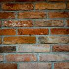 Nagyméretű szélső/külső vágott szeletelt bontott tégla - vörös