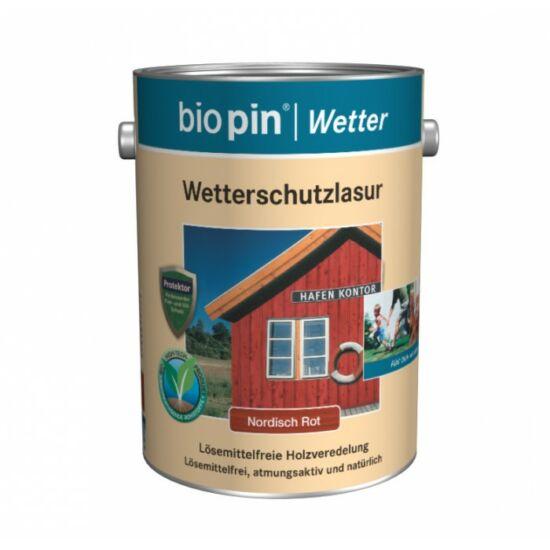 Biopin Időjárásálló lazúr (Több színben és kiszerelésben)