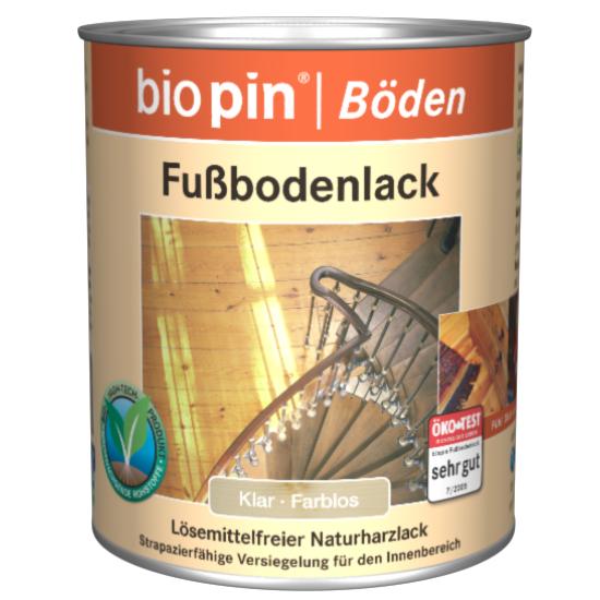 Biopin Padlólakk (0,75L és 2,5L)