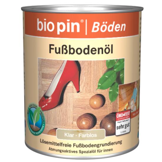 Biopin Padlóolaj (0,75L és 2,5L)