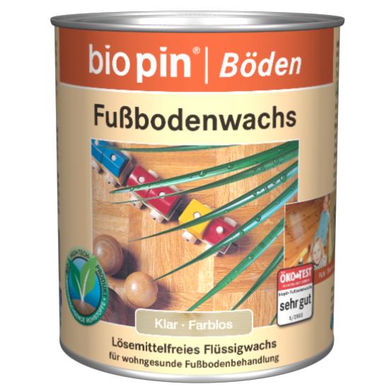 Biopin Padlóviasz (0,75L és 2,5L)