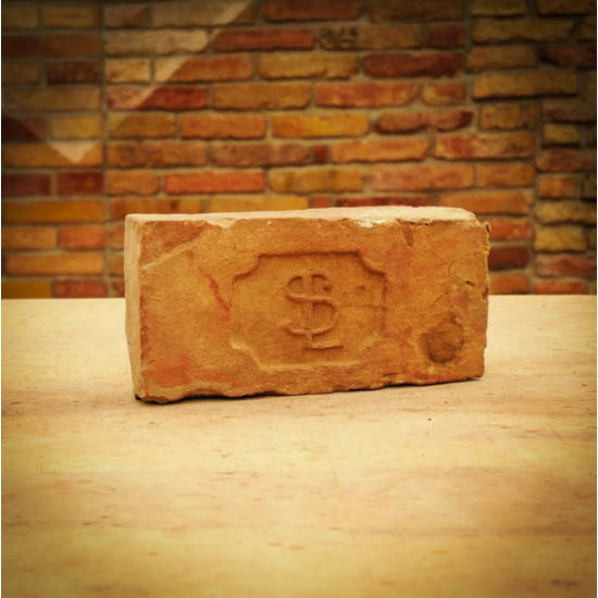Címeres tégla SL.
