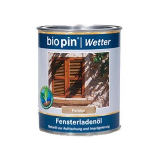 Biopin spalettaolaj (0,75 Liter)